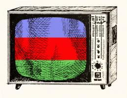 Colored B&W TV (Caribe)