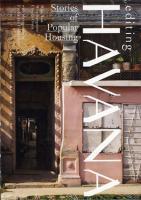 Editing Havana- Stories of Popular Housing
